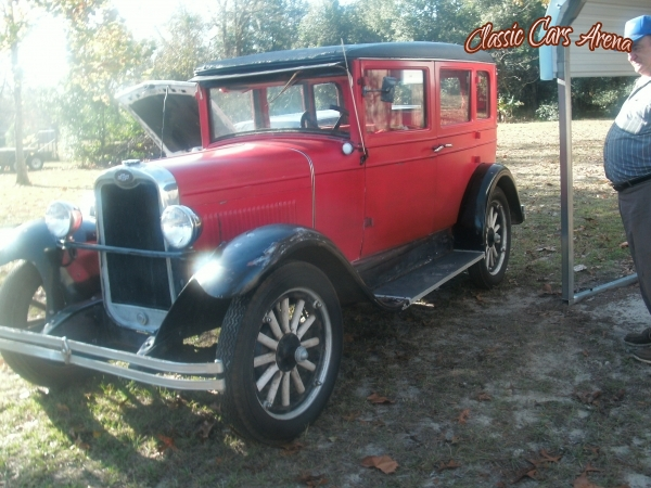 Classic cars arena for 1928 chevy 4 door sedan