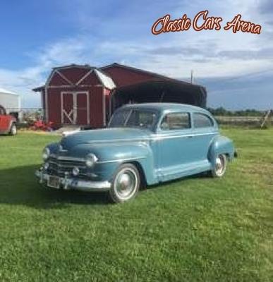 Classic cars arena for 1948 plymouth 2 door sedan