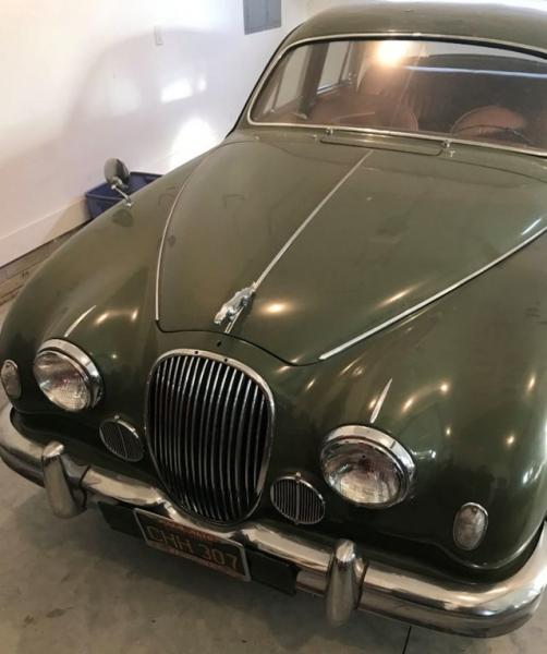 1959 Jaguar Mark I   ID-80099   ClassicCarsArena.com